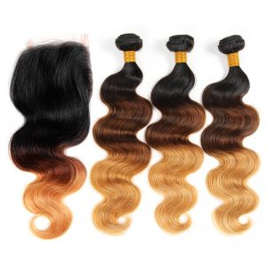 weave human hair extension